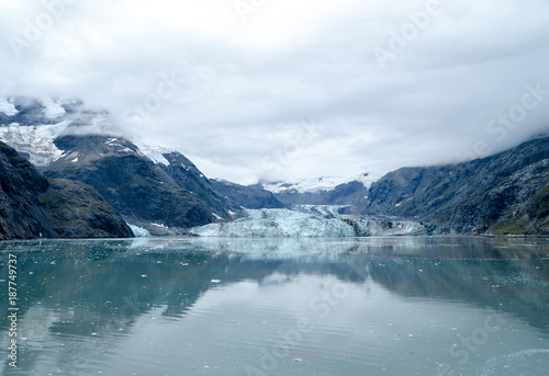 Papiers peints Arctique Skagway. Alaska. Glacier Bay. National Park