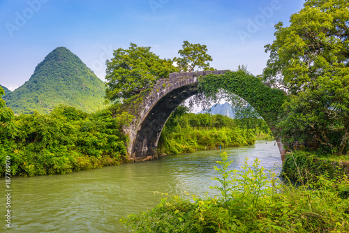 Foto op Plexiglas Indonesië Guilin China Landscape