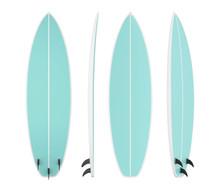 Surfboard Isolated