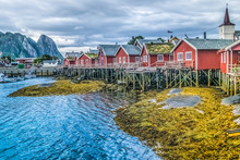 Reine, Lofoten Islands, Nordla...