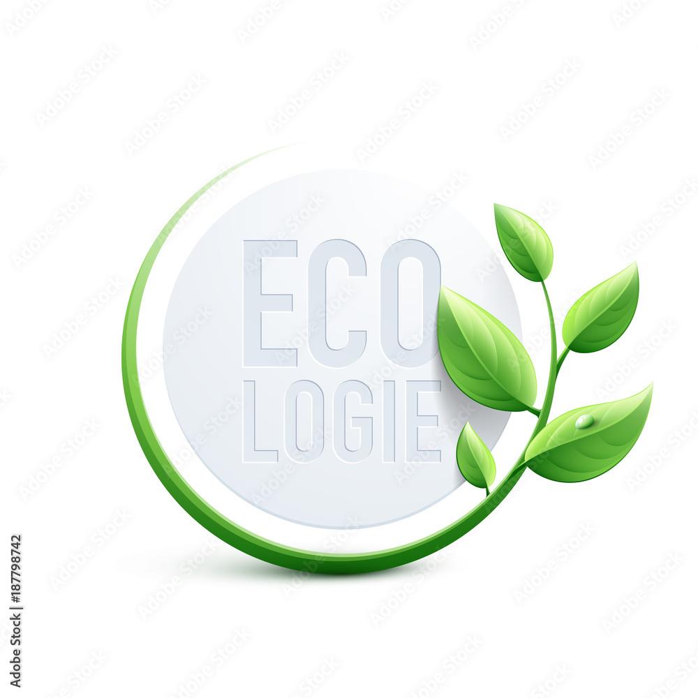 Fototapeta écologie