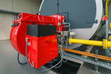 Natural Gas Boiler Burner