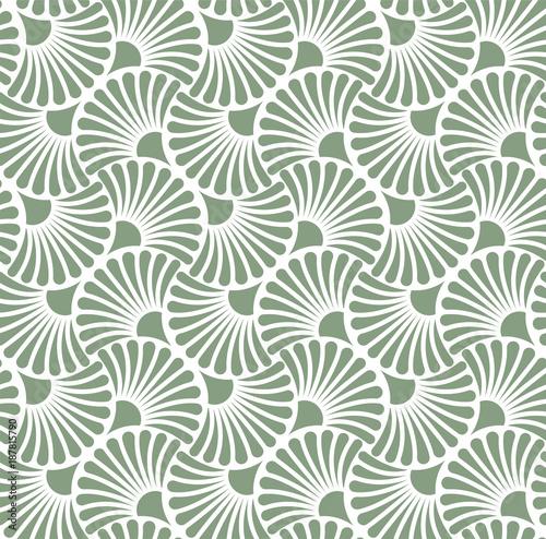 vector-floral-art-nouveau-seamless-pattern-geometric-decorative-leaves-texture-retro-stylish-background