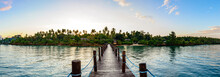 Zanzibar Island In Tanzania At...