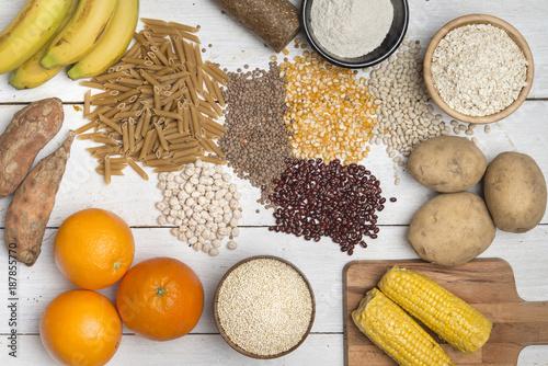 Cuadros en Lienzo  Carbohydrates