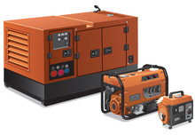 Big And Small Power Generators
