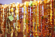Amber Necklaces Sold On Easter...