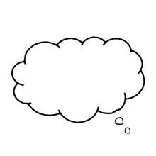 Speech Bubbles. Vector Illustration