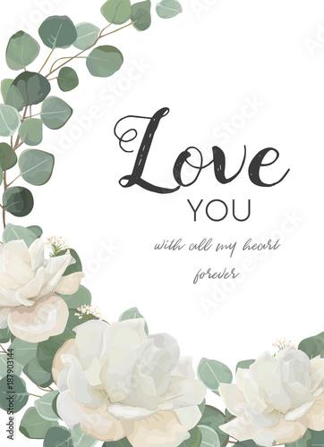 wektor-kwiatowy-wzor-karty-biala-roza-w-proszku-piwonia-kwiat-galaz-euk