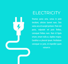 Electricity Vector Illustratio...