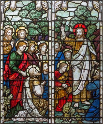londyn-wielki-brytania-wrzesien-17-2017-apparition-resurected-jezus-apost