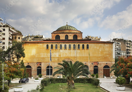 Cadres-photo bureau Palerme Church of St. Sofia in Thessaloniki. Greece