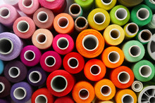 Many Colorful Threads, Top View