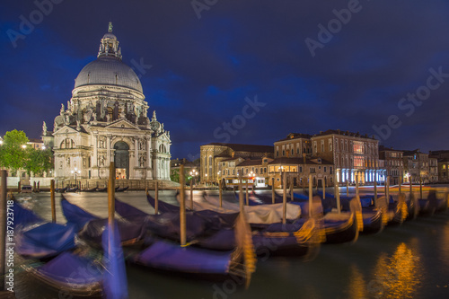 Venice Night © Hugh
