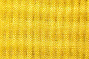yellow color fabric texture background