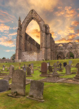 Bolton Abbey Sunrise