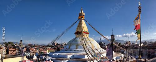 Boudha Stupa, Kathmandu; Nepal