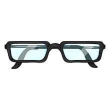 Vector Single Cartoon Glasses ...