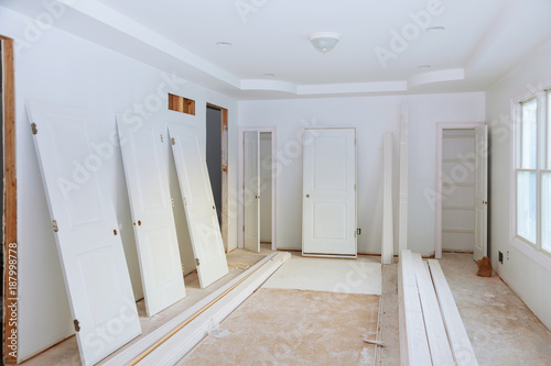 Construction Building Industry New Home Interior Drywall Tape Gypsum Plaster Walls