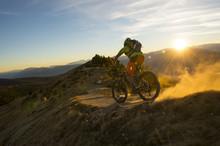 Biking In The South Tyrol Mountains - Merano 2000