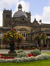 Harrogate Is A Town In North Y...