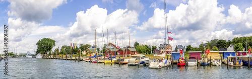 Plakat Niendorf, port