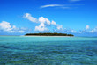 canvas print picture - Rodrigues Insel, Ile aux Cocos, Mauritius, Paradis