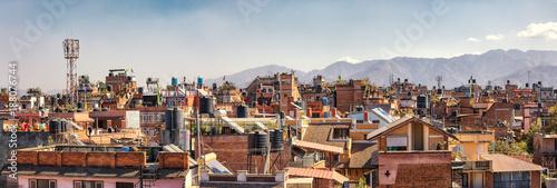 View over Lalitpur/Patan, Kathmandu, Nepal