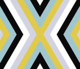 Bezszwowy abstrakcjonistyczny tło z rhombuses. Geometryczny wzór nieskończoności. Bezszwowy geometryczny wzór. Ilustracji wektorowych. - 188123343
