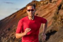 Athlete Runner Trail Running I...