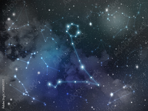 Pisces constellation star Zodiac