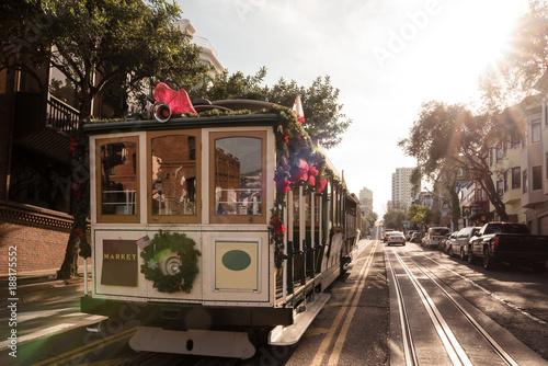 tramway de San Francisco