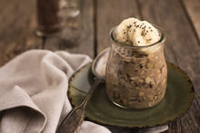 Overnight Oats With Chia Seeds...