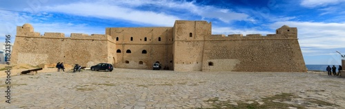 Photo  Ottoman Fort Panorama