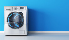 Modern Clothes Washer