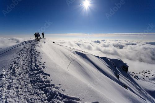 Canvastavla cima di Piazzo - alpi Orobie