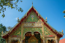 Wat Phuket Temple At Pua Distr...