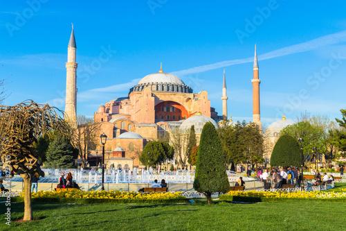 Photo  Hagia Sophia