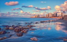 Waterfront Of Tel Aviv