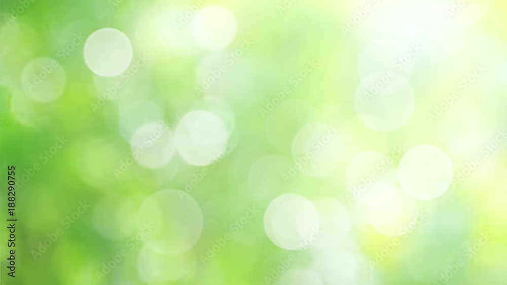 Fototapety, obrazy: Abstract green background