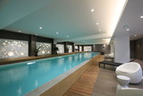 piscine intérieure design