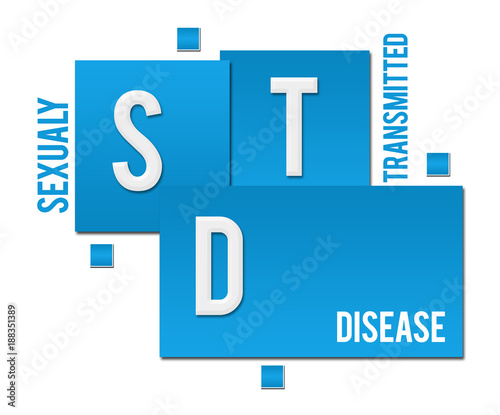 New sexually transmitted disease blue
