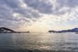 Jangja island in winter