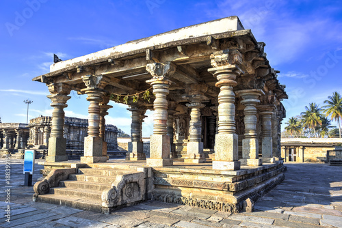 Andal Temple, Belur, India