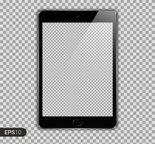 New Realistic Tablet PC Comput...