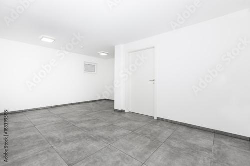 Leerer Raum Fototapete