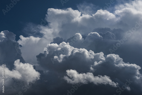 Foto op Canvas Hemel Low angle view of clouds against sky