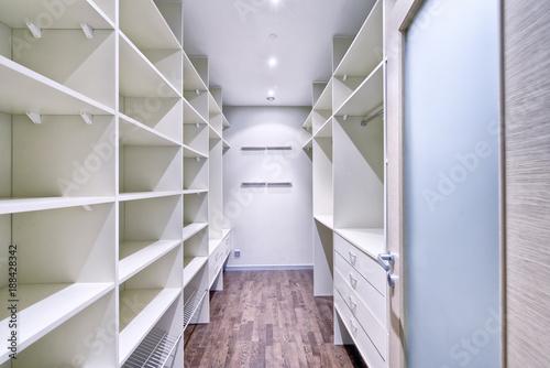 Fotografie, Obraz  Interior dressing room.
