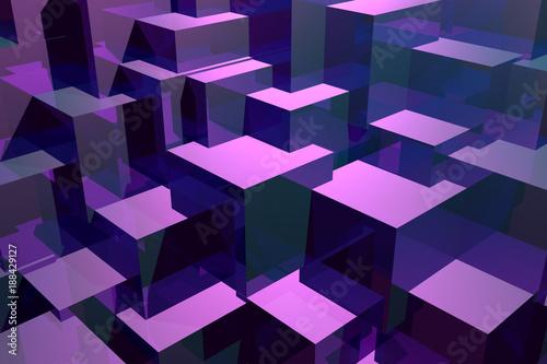 Fotografie, Obraz  Desktop Hintergund Lila