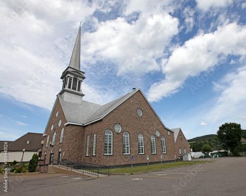 Papiers peints Edifice religieux église de Saint-Alexis-de-Grande-Baie